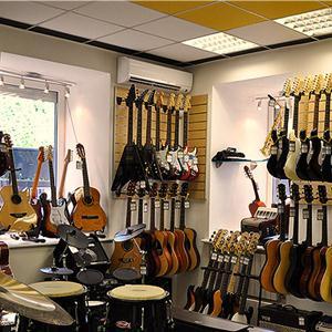 Музыкальные магазины Коврова
