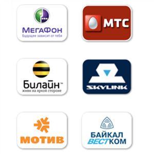 Операторы сотовой связи Коврова