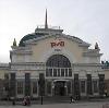 Железнодорожные вокзалы в Коврове