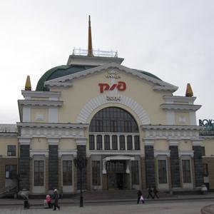 Железнодорожные вокзалы Коврова